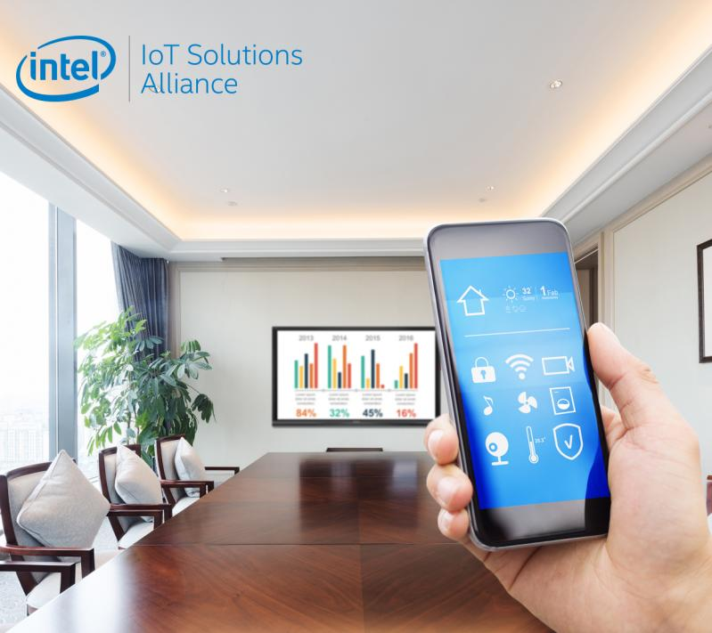 Intel® IoT Solutions Alliance