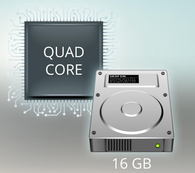 Quad-core Media Player