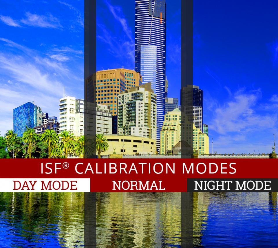 ISF Certified Color Calibration Tools