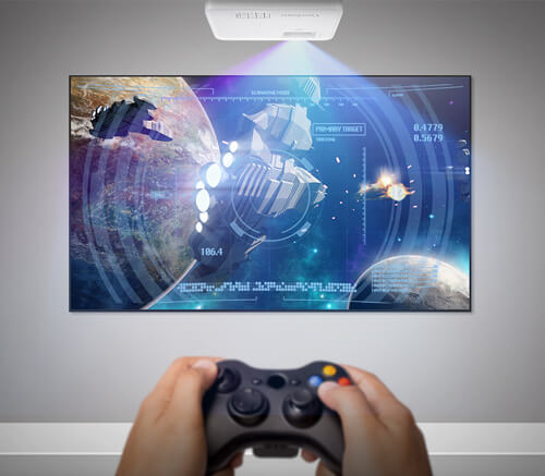 Gaming Projector No Lag