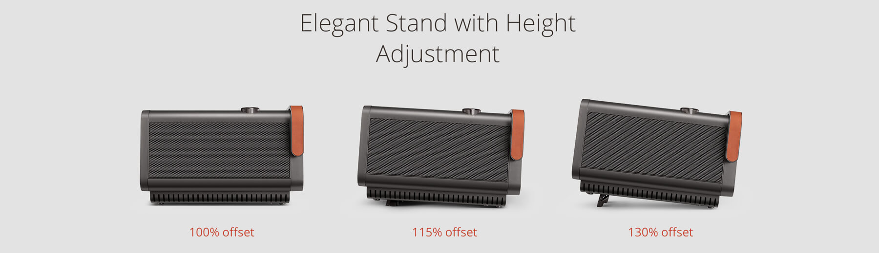 Height Adjustment Stand