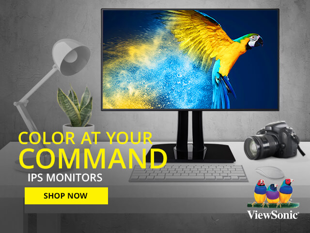 What is an IPS Monitor? Monitor Panel Types Explained