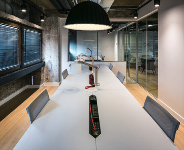 Integrated Conference Room Design