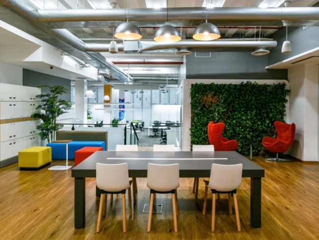 Workplace Design Trends for Wellbeing