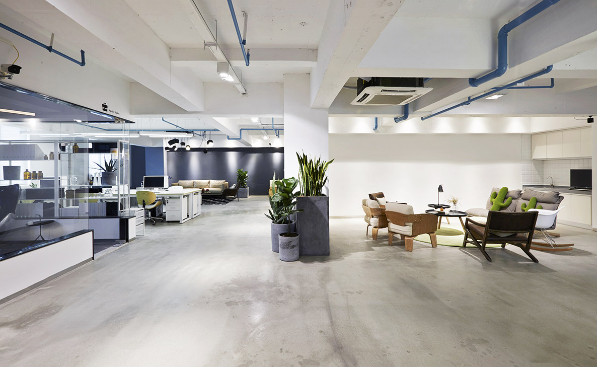 Workplace Design for Employee Appeal