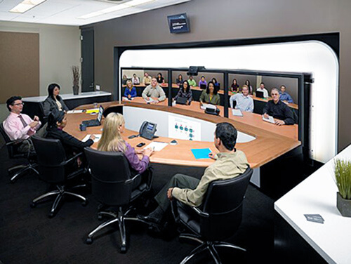 modern video conferencing system
