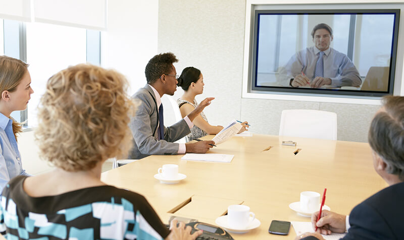 Top Benefits of Video Conferencing