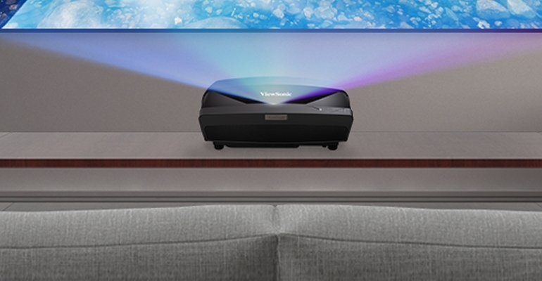 Go Big At Home Laser Theater