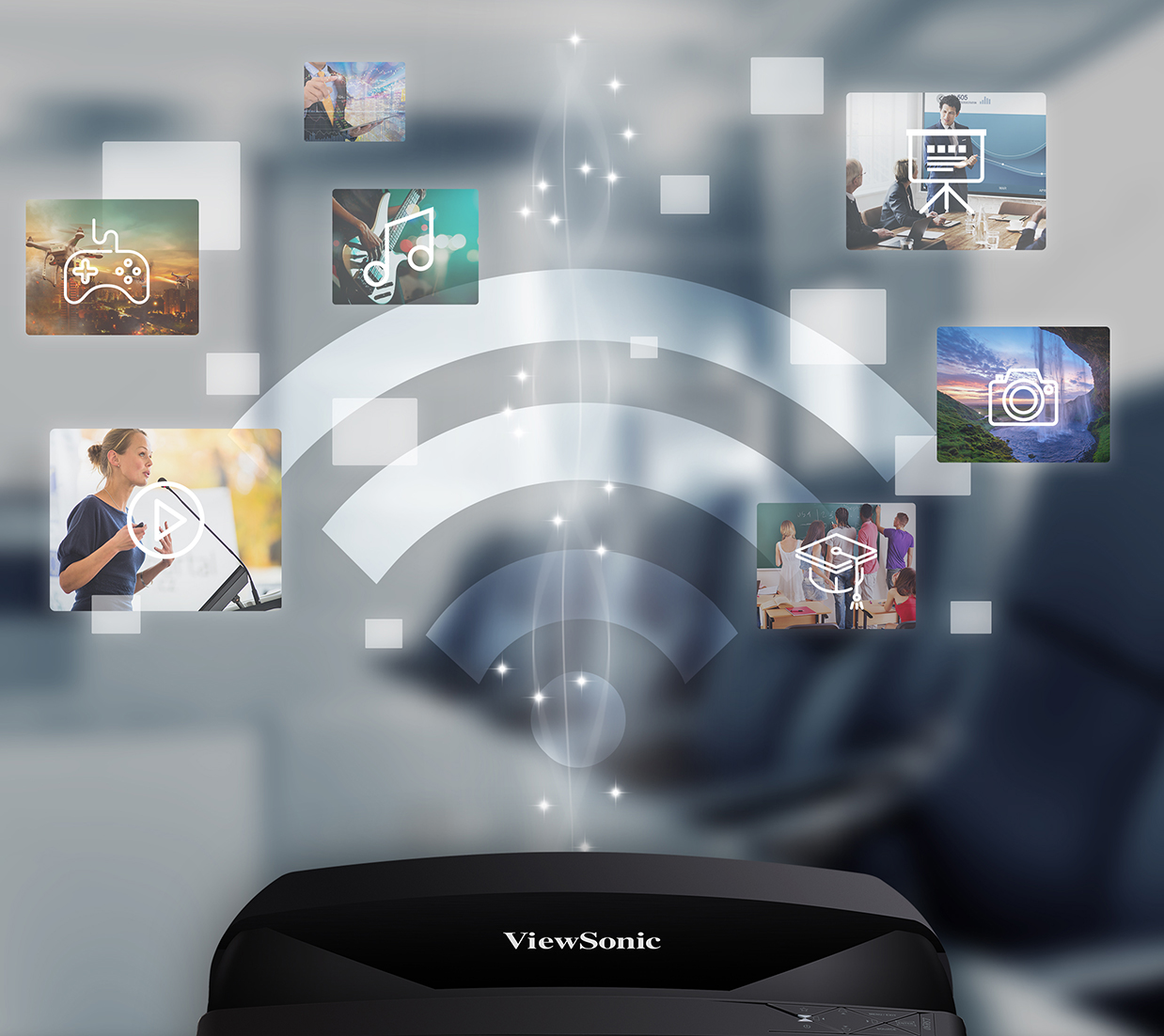 Wireless Streaming
