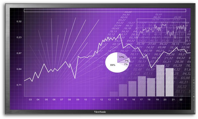 ViewSonic Commercial Display CDP5537-L