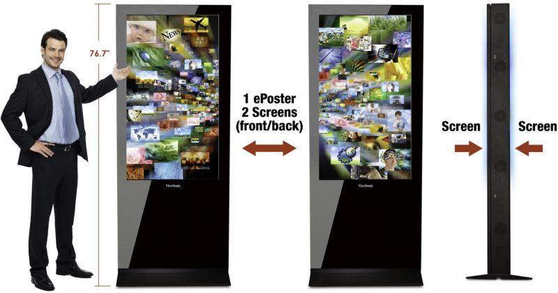 ViewSonic Digital Signage EP5555