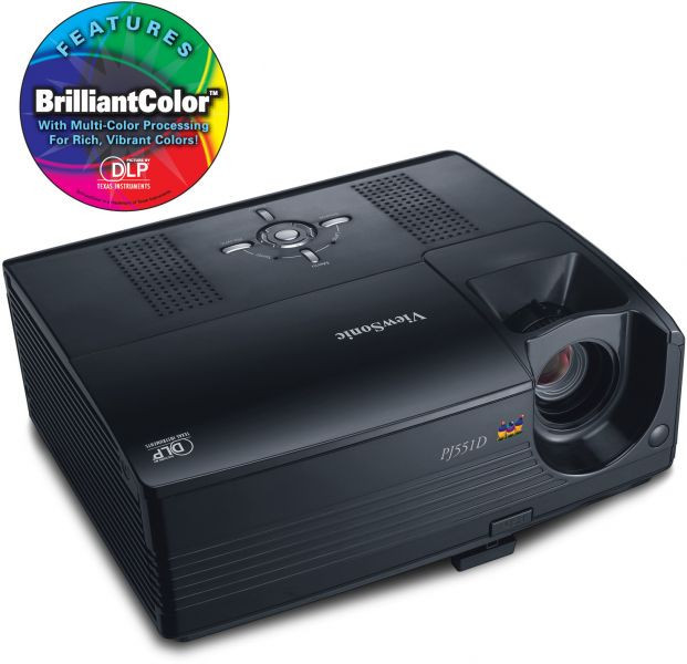 ViewSonic Projector PJ551D