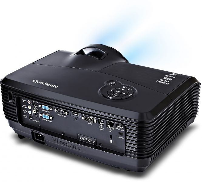ViewSonic Projector PJD7533w
