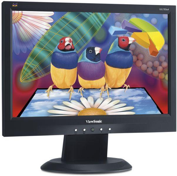 ViewSonic LED Display VA1703wb