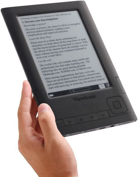 ViewSonic eBook VEB625