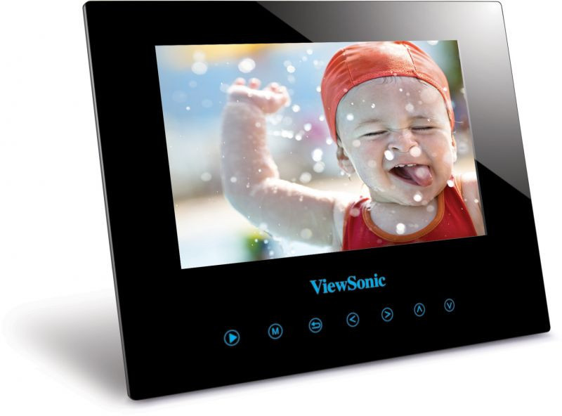 ViewSonic Digital Photo Frame VFM735W