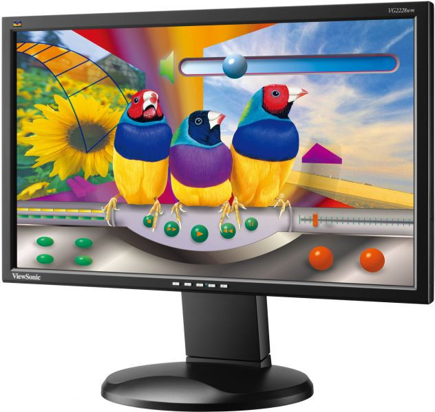 ViewSonic LED Display VG2228wm
