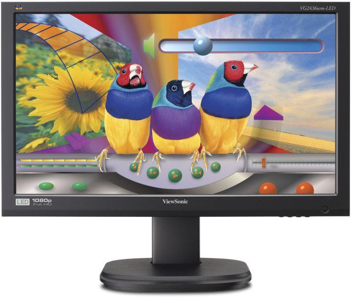 ViewSonic LED Display VG2436wm-LED