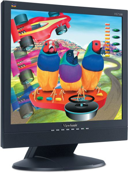 ViewSonic LED Display VG710b