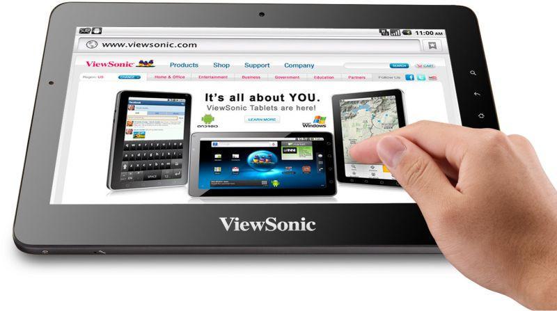 ViewSonic Tablets ViewPad 10pro