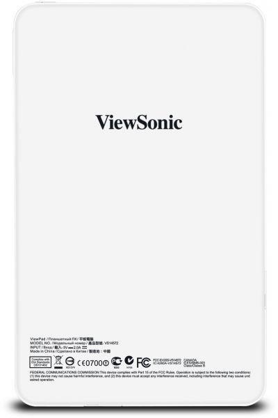 ViewSonic Tablets ViewPad E70