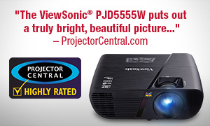 ProjectorCentral Highly Rated
