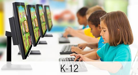 ViewSonic ViewSchool K-12 education program