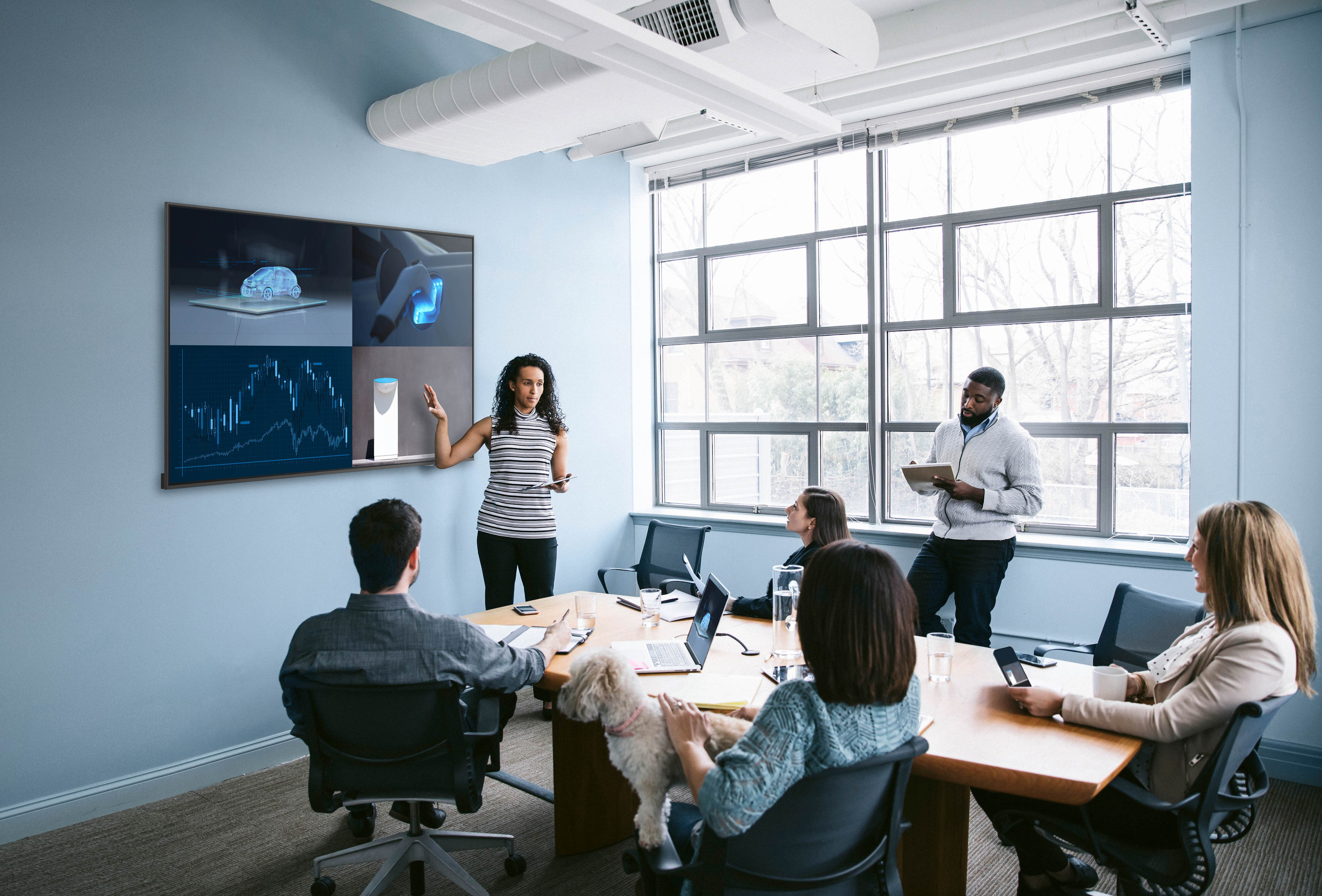 Wireless Presentation Display Solutions