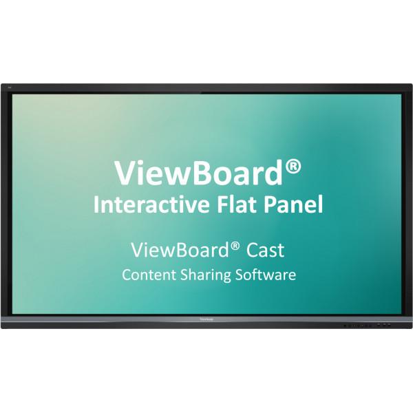 ViewSonic Software de presentación ViewBoard® Cast
