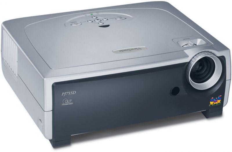 ViewSonic Projector PJ755D