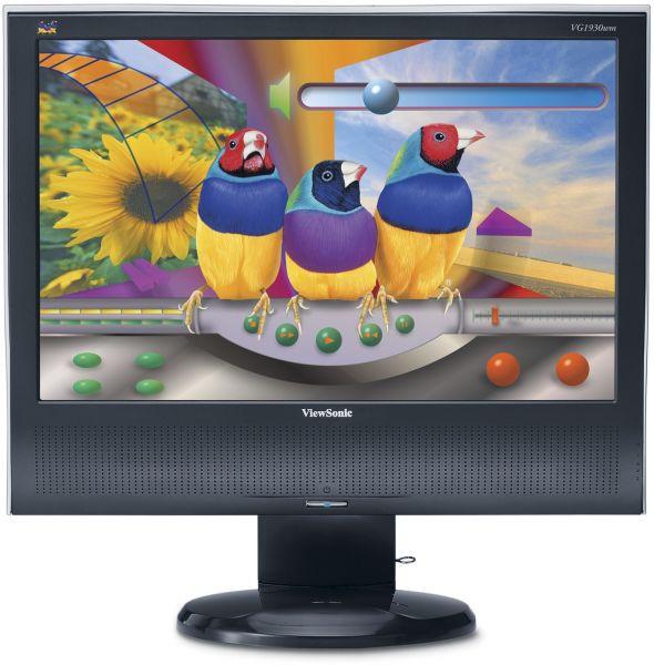 ViewSonic LCD Display VG1930wm