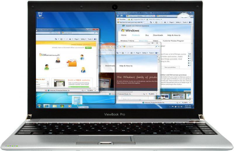 ViewSonic ViewBook ViewBook Pro