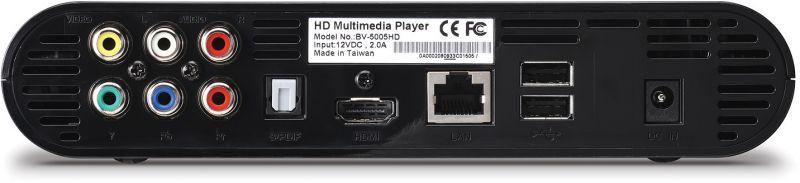 ViewSonic Digital Media Player VMP72