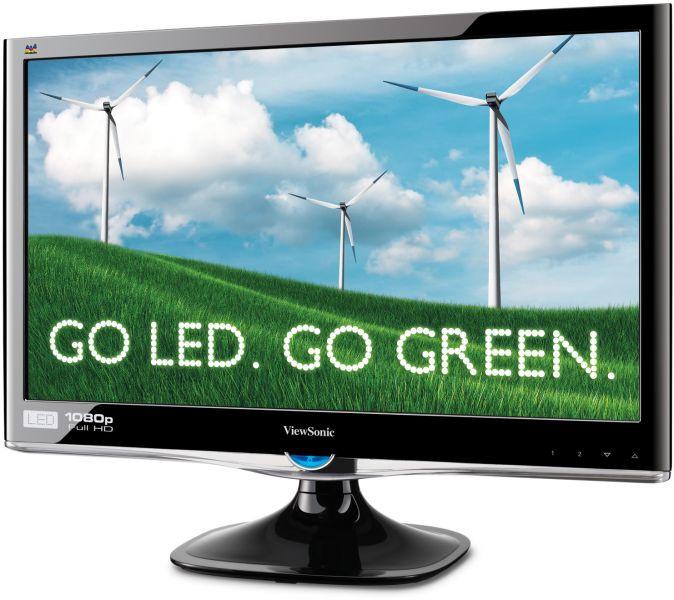 ViewSonic LCD Display VX2250wm-LED