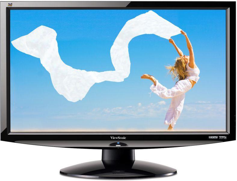ViewSonic LCD Display VX2433wm
