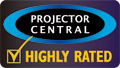 Viewsonic Pro8520HD 1080p DLP Presentation Projector