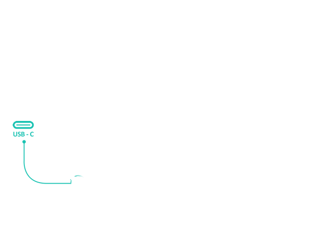 KVM Switch,USB-C