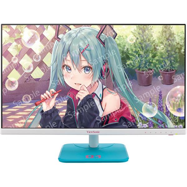 ViewSonic Layar LCD VA2456-MIKU