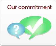 Our Commitement