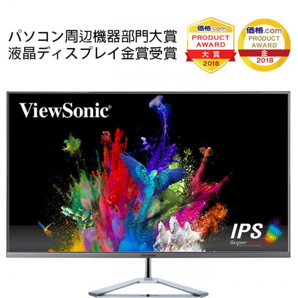 ViewSonic 液晶ディスプレイ VX3276-2K-MHD-7