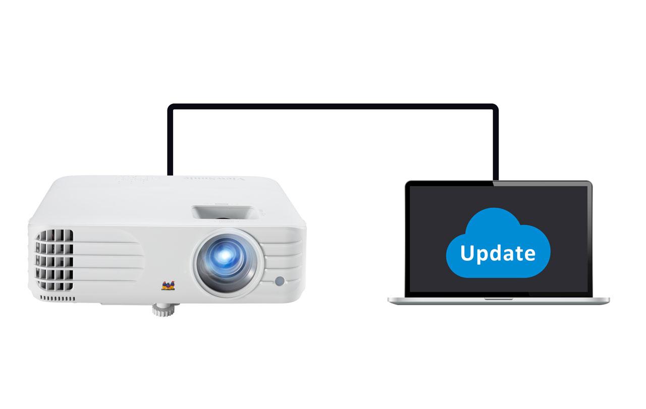 classroom projector dubai