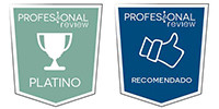 Platinum Award and Recommended Product Award