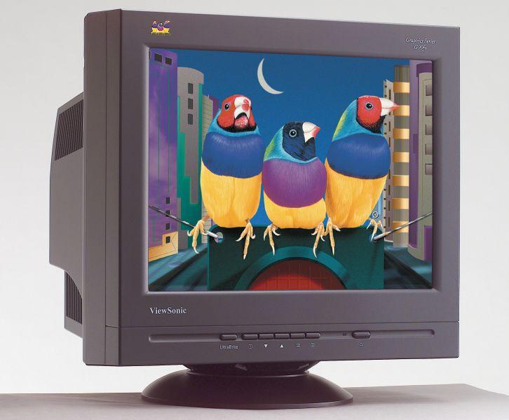 ViewSonic ЭЛТ-монитор G90fB