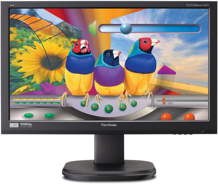 ViewSonic ЖК-монитор VG2236wm-LED