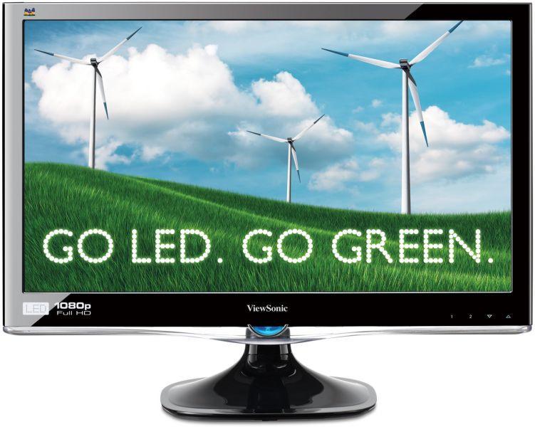 ViewSonic ЖК-монитор VX2250wm-LED