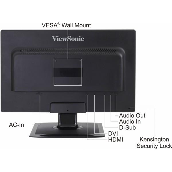 ViewSonic ЖК-монитор VX2410mh-LED