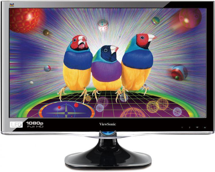 ViewSonic ЖК-монитор VX2450wm-LED