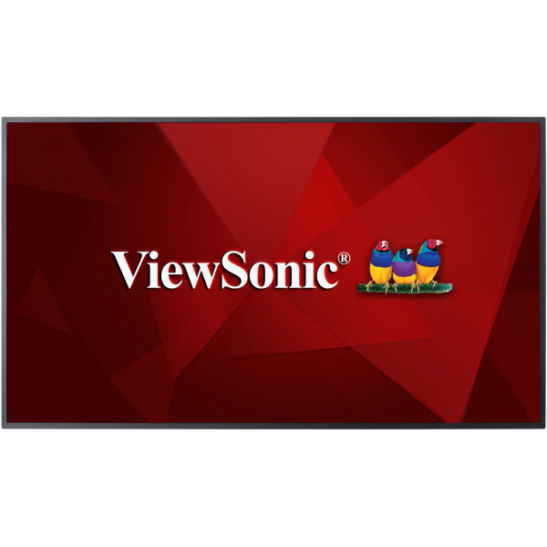 ViewSonic Профессиональные дисплеи CDE6510