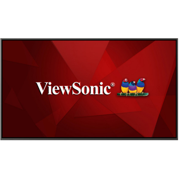 ViewSonic Профессиональные дисплеи CDE8620-W