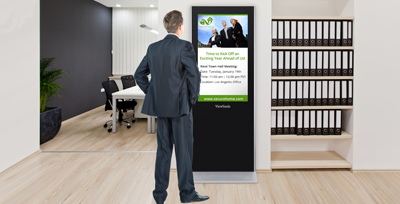 Uses and Benefits of Commercial Displays in the Enterprise
